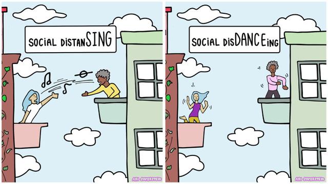 Cách ly xã hội (social distancing) mùa dịch: Cơ hội sống chậm lại, gắn kết với gia đình hơn, nấu ăn nhiều hơn và giao tiếp xã hội nhiều hơn - Ảnh 3.