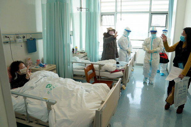Nhóm nghiên cứu Vũ Hán: 3-10% bệnh nhân Covid-19 sau khi xuất viện đã dương tính lại với virus nhưng không lây nhiễm cho người khác - Ảnh 1.