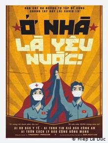 Truyền thông Đức: Tinh thần đồng lòng chống dịch như chống giặc, Việt Nam đã làm tốt việc chống lại Covid-19 - Ảnh 3.