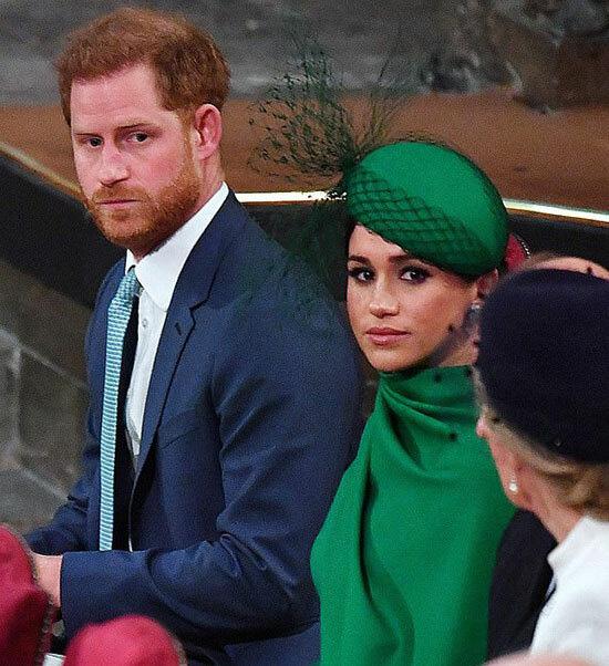 Bất chấp bị phê phán là cạn tàu ráo máng, Meghan Markle được cho là ra tối hậu thư cho chồng: Em với Archie mới là gia đình của anh - Ảnh 2.