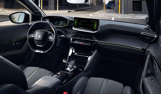 Xe bị khai tử ở Việt Nam Peugeot 208 trở thành xe của năm tại châu Âu, đánh bật Porsche Taycan - Ảnh 4.