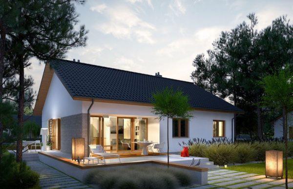 Những mẫu nhà nông thôn năm 2020, nhìn là muốn xây ngay - Ảnh 5.