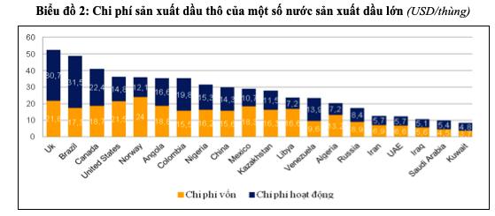 Giá dầu giảm sâu tác động thế nào đến kinh tế Việt Nam? - Ảnh 2.