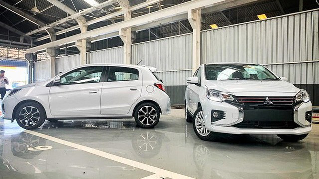 Mitsubishi Mirage và Attrage giảm giá sâu dọn kho tại đại lý, đón đầu bản nâng cấp 2020 về Việt Nam - Ảnh 3.