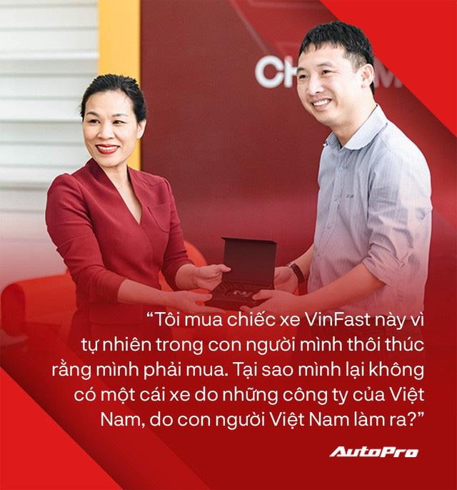 Chủ tịch Rolls-Royce Motorcars Hanoi: VinFast bị soi nhiều là điều đáng mừng - Ảnh 1.