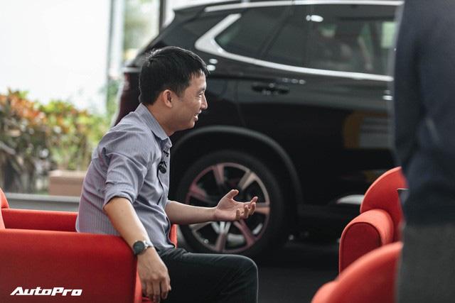 Chủ tịch Rolls-Royce Motorcars Hanoi: VinFast bị soi nhiều là điều đáng mừng - Ảnh 8.