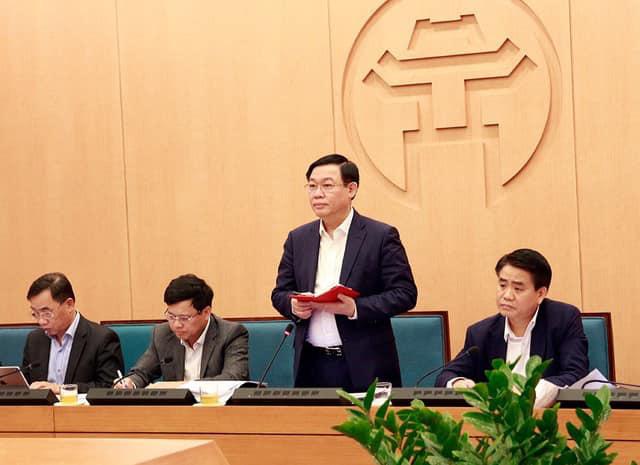 Bí thư Thành ủy Hà Nội gửi thông điệp về niềm tin tới nhân dân Thủ đô! - Ảnh 1.