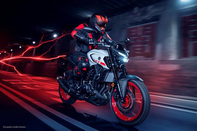 Loạt mô tô phân khối lớn giá rẻ tốt nhất 2020: Hầu hết có bán ở Việt Nam - Ảnh 1.