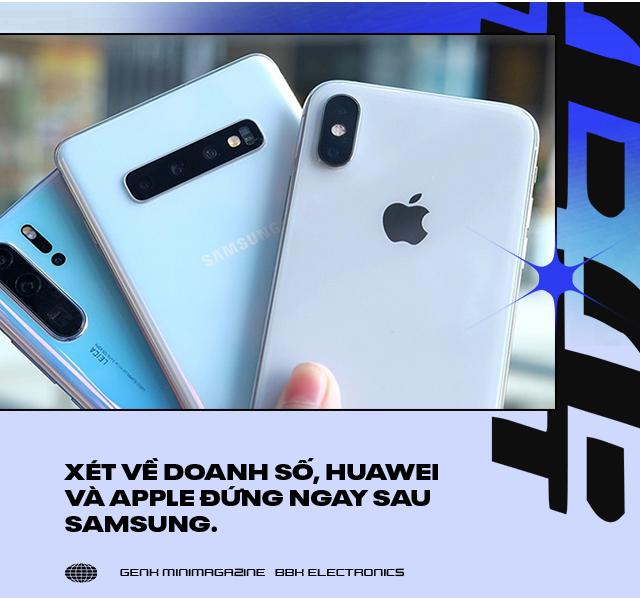 Không phải Apple hay Huawei, đây mới là đối thủ khiến Samsung phải dè chừng trong tương lai - Ảnh 1.