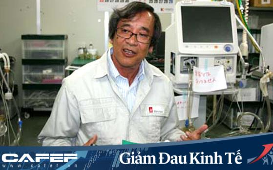 Chân dung nhà phát minh máy thở chống dịch Covid-19: Tôi không thể bàng quan ngồi chờ đại dịch ở Việt Nam