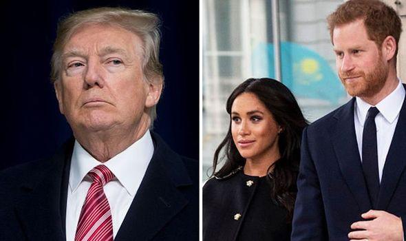 Chuyên gia phân tích lý do khiến ông Donald Trump từ chối hỗ trợ nhà Meghan Markle, hóa ra là bắt nguồn từ sự ích kỷ của nhà Sussex - Ảnh 2.