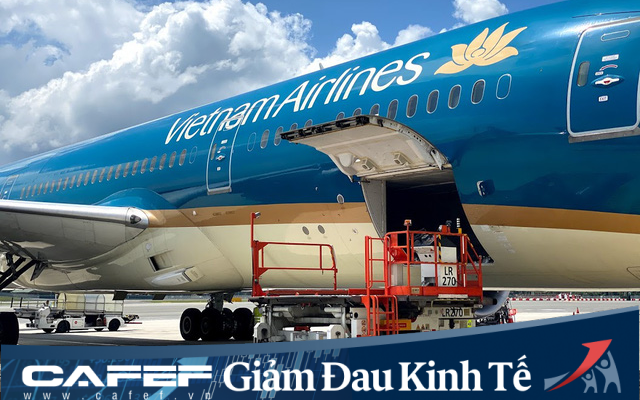 Nguồn thu chở khách eo hẹp, Vietnam Airlines chuyển hướng sang hàng trăm chuyến bay chỉ chở hàng hóa
