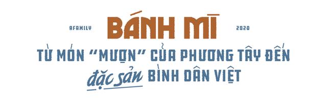 """Bánh mì Việt Nam, hành trình từ ổ bánh """"thượng lưu"""" cho đến món ăn đường phố làm kinh ngạc cả thế giới - Ảnh 1."""