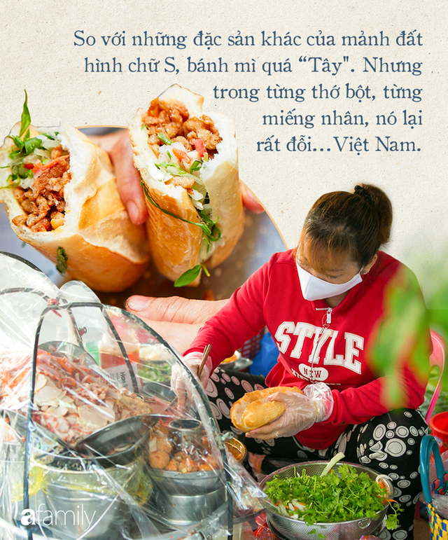 """Bánh mì Việt Nam, hành trình từ ổ bánh """"thượng lưu"""" cho đến món ăn đường phố làm kinh ngạc cả thế giới - Ảnh 2."""