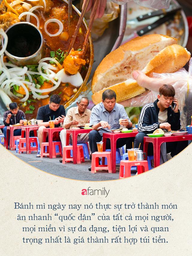 """Bánh mì Việt Nam, hành trình từ ổ bánh """"thượng lưu"""" cho đến món ăn đường phố làm kinh ngạc cả thế giới - Ảnh 5."""