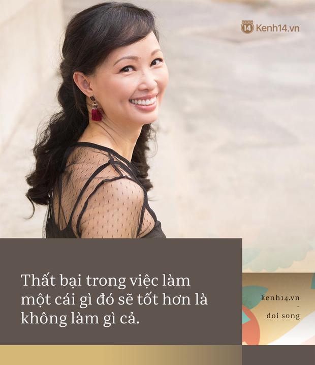 Shark Thái Vân Linh: Bạn không thể nhận được cuộc sống mà bạn mong muốn, bạn chỉ có thể làm việc để có được cuộc sống đó - Ảnh 3.