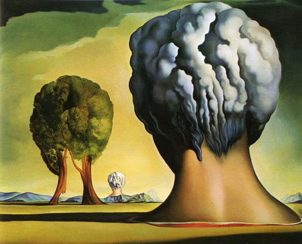 Chuyện đời kỳ lạ của lão họa sĩ lập dị nhất thế giới: Từ tác phẩm nghệ thuật cho đến con người đều theo chủ nghĩa siêu thực - Ảnh 5.