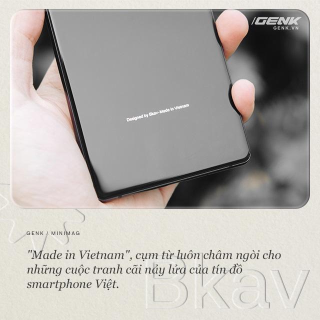 Từ chuyện Vingroup và BKAV sản xuất máy thở: Người Việt mua hàng Việt là tự giảm đau cho chính mình - Ảnh 2.