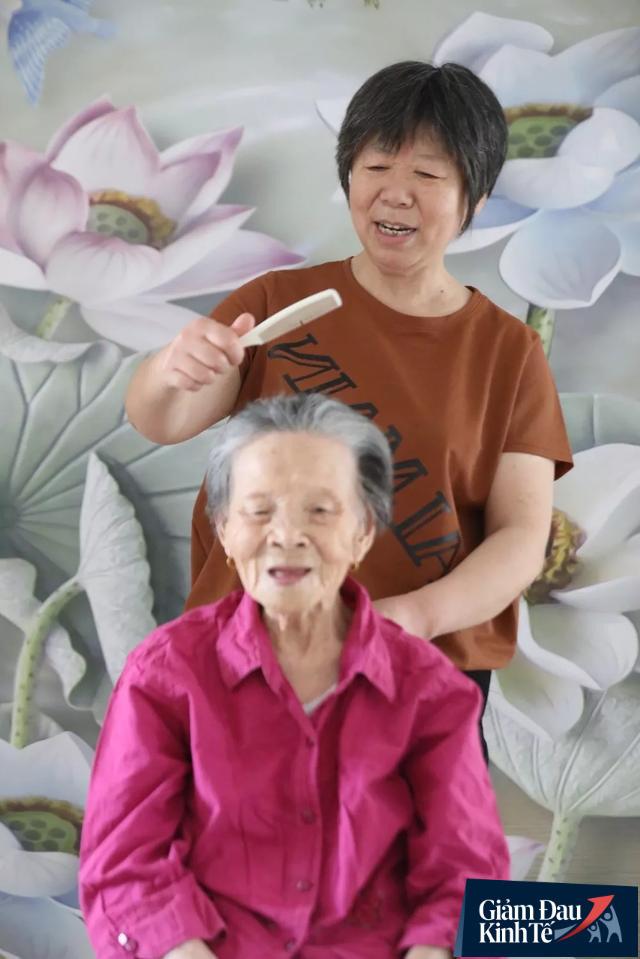 Cụ bà 107 tuổi, chưa bao giờ phải tiêm hay nằm viện, bí quyết dưỡng sinh đơn giản tới mức ai cũng làm được - Ảnh 1.