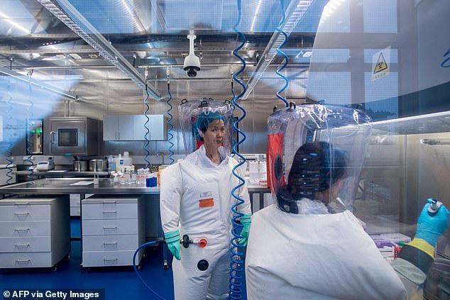 Bên trong phòng thí nghiệm virus bí ẩn ở Vũ Hán  - Ảnh 5.