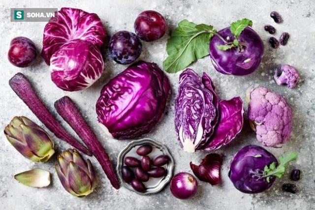 Bí mật ngàn năm của Đông y: Cách chọn thực phẩm theo màu sắc để ăn đúng thứ cơ thể cần nhất  - Ảnh 2.