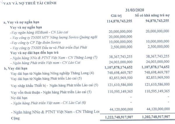 Thủy điện Bắc Hà (BHA) đặt mục tiêu lãi 43 tỷ đồng, ngay quý 1 đã lỗ lớn - Ảnh 1.