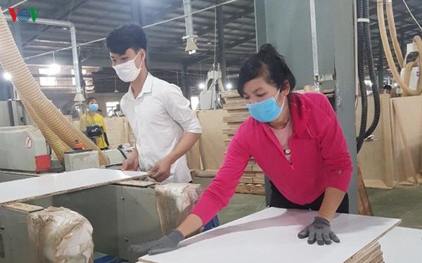 80% đơn hàng của doanh nghiệp chế biến gỗ bị hủy, giãn vì Covid-19 - Ảnh 1.