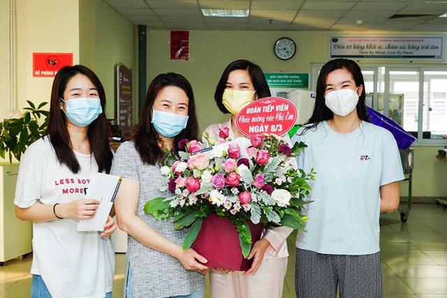 Nữ tiếp viên Vietnam Airlines dấn thân thử nghiệm thuốc điều trị Covid-19: Nếu lỡ về già mất trí nhớ thì 3 chữ Co-ro-na sẽ là thuốc chữa cho em - Ảnh 4.