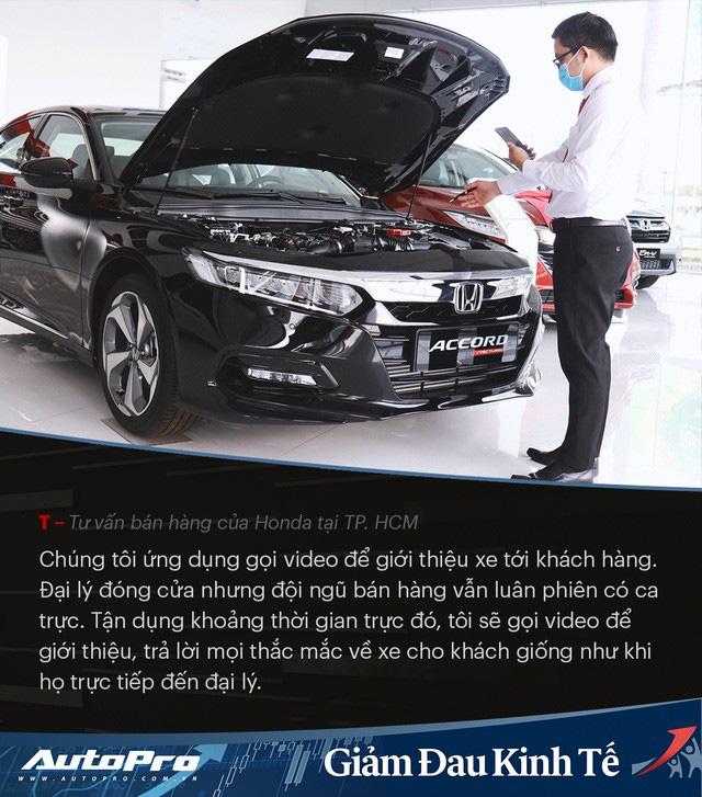 Tâm sự sales ô tô thời dịch tại Việt Nam: Tận dụng công nghệ, livestream bán hàng online, dùng đủ mọi cách để chiều khách - Ảnh 3.