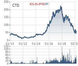 Ảnh hưởng bởi Covid-19, lợi nhuận quý 1 của Coteccons sụt giảm 35% - Ảnh 2.