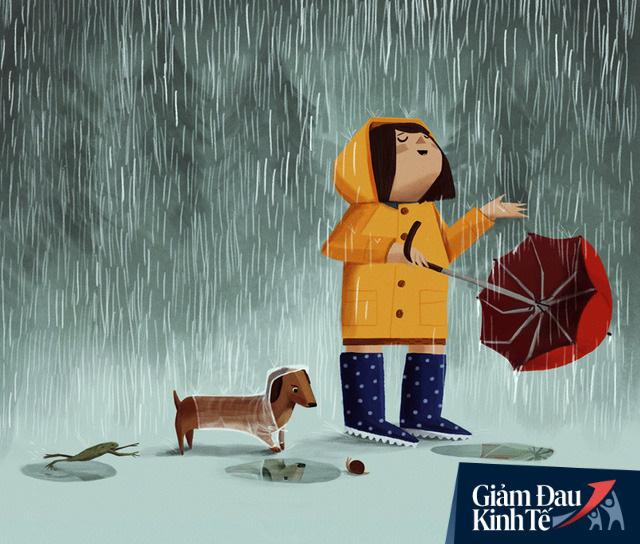 Nếu bạn không ô dù, hãy cố gắng hết sức để chạy trong mưa: Tiền muốn nhiều phải tự kiếm, đường công danh muốn bền phải dựa vào chân mình  - Ảnh 2.