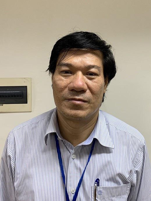 Giám đốc CDC Hà Nội vừa bị bắt từng bị tố cáo nhiều sai phạm - Ảnh 1.
