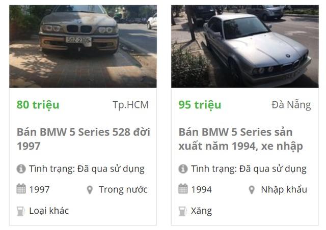 Dàn ô tô sang chảnh một thời rao bán rẻ như cho, có chiếc chỉ 38 triệu đồng - Ảnh 2.
