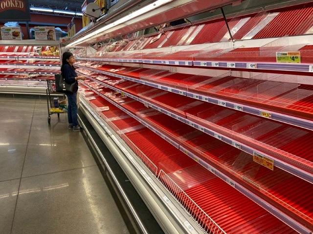 Đến lượt Mỹ nguy cơ thiếu thịt trầm trọng - Ảnh 3.
