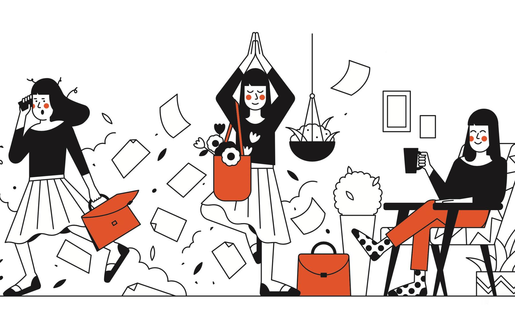 """Dọn dẹp"""" công việc sau đại dịch: Tối giản nhiệm vụ, giúp thư giãn, thoải  mái lại hiệu quả bất ngờ   Báo dân sinh"""
