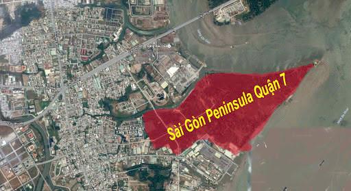 Bên trong siêu dự án 6 tỷ đô nằm bất động giữa Sài Gòn - Ảnh 1.