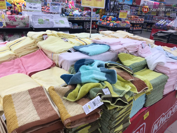"""Hàng Việt Nam áp đảo tại các siêu thị lớn ở Hà Nội: Nhiều mẫu mã, chất lượng đảm bảo, tội gì không dùng hàng Việt"""" - Ảnh 4."""
