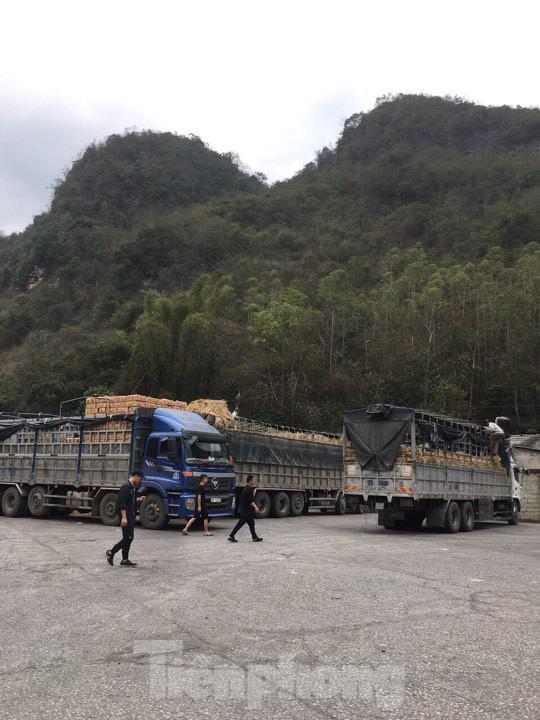Dừng thông quan hàng hóa 5 ngày tại các cửa khẩu phụ Lạng Sơn - Ảnh 2.