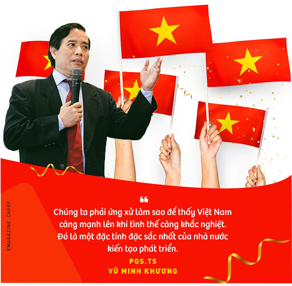 PGS. TS Vũ Minh Khương: Việt Nam đang đứng trước triển vọng lớn làm thế giới kinh ngạc trong những năm tới! - Ảnh 10.