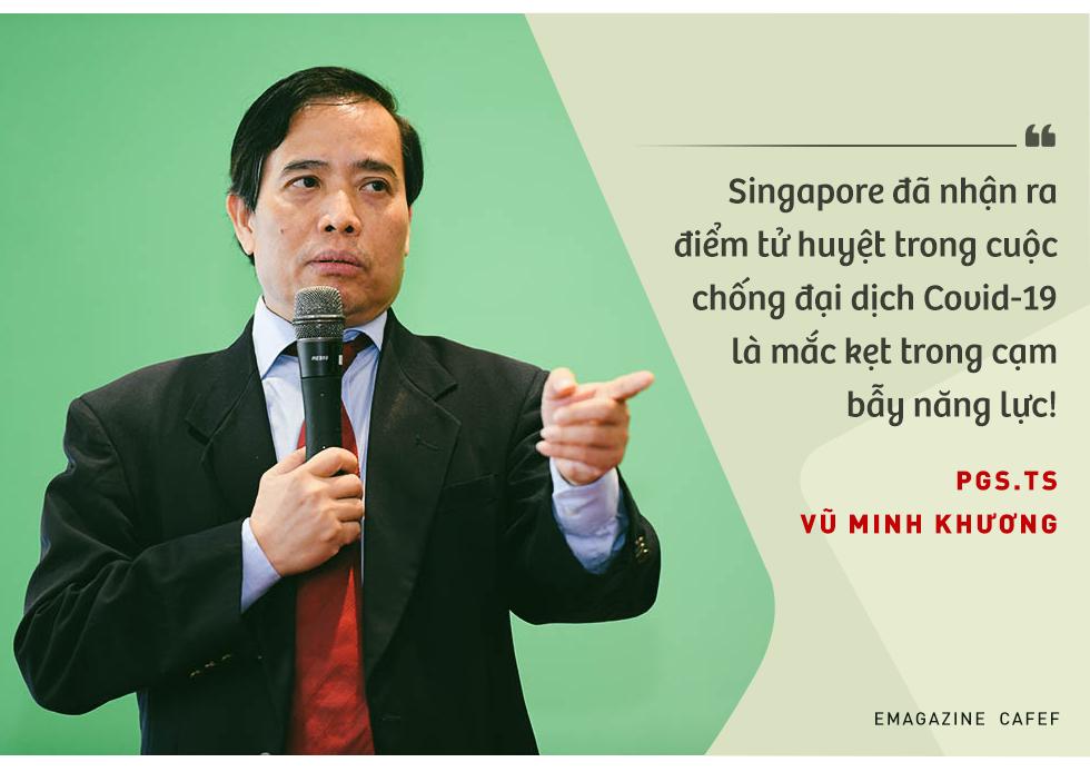 PGS. TS Vũ Minh Khương: Việt Nam đang đứng trước triển vọng lớn làm thế giới kinh ngạc trong những năm tới! - Ảnh 3.