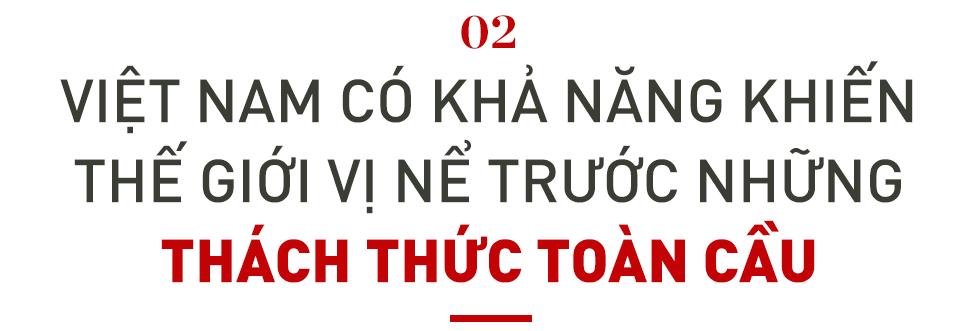 PGS. TS Vũ Minh Khương: Việt Nam đang đứng trước triển vọng lớn làm thế giới kinh ngạc trong những năm tới! - Ảnh 4.
