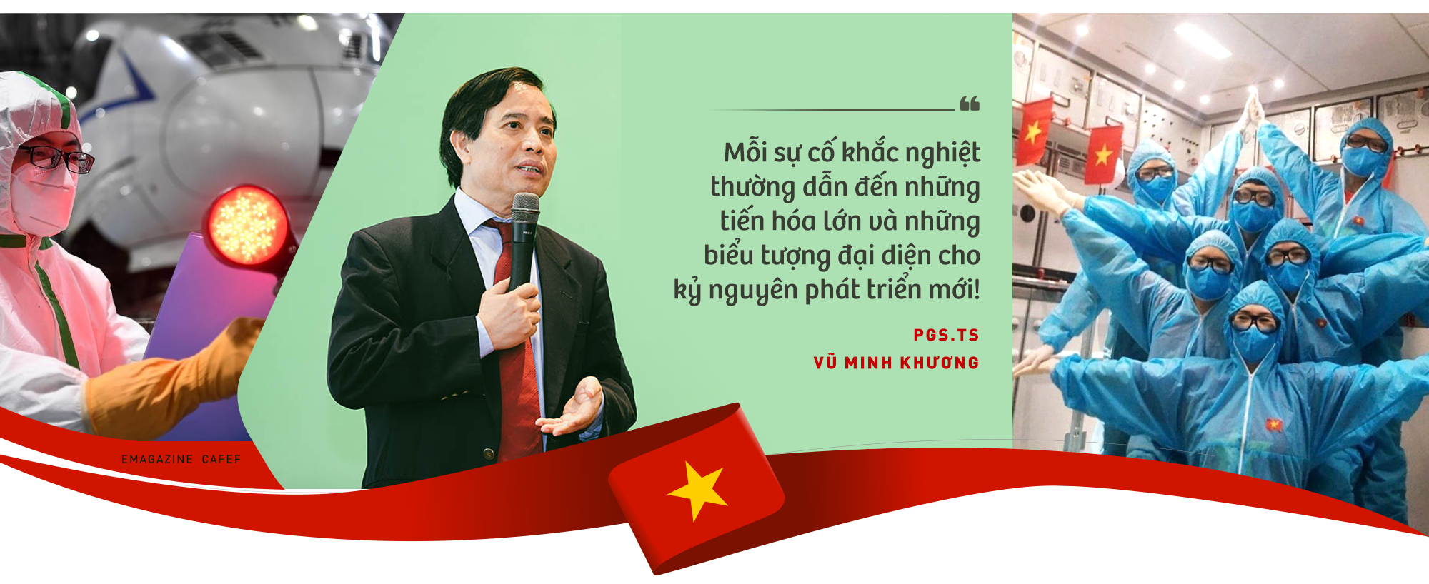 PGS. TS Vũ Minh Khương: Việt Nam đang đứng trước triển vọng lớn làm thế giới kinh ngạc trong những năm tới! - Ảnh 8.