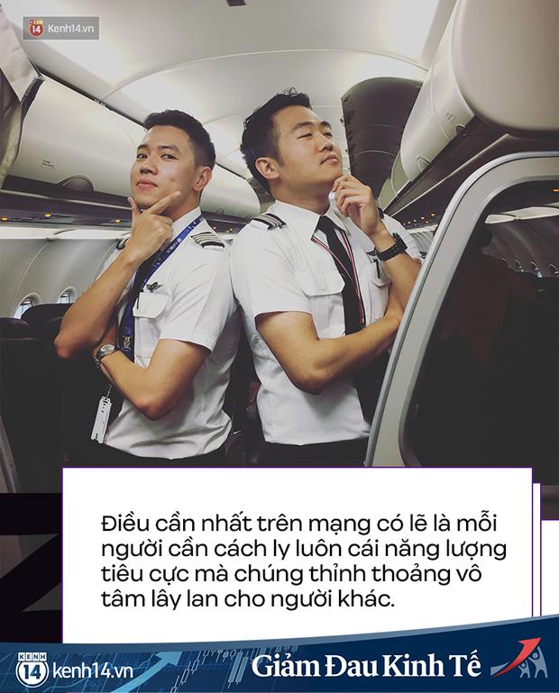 Cơ trưởng Quang Đạt: 9 năm làm việc, lần đầu nghe đến những từ như dừng bay, nghỉ không lương, chấm dứt hợp đồng - Ảnh 2.