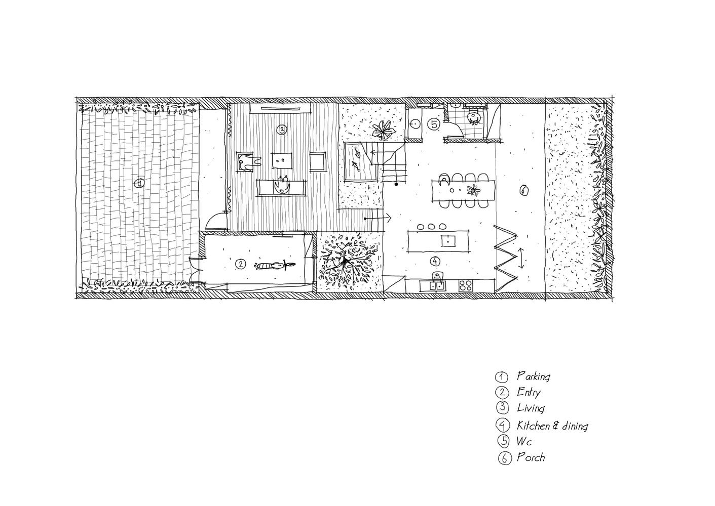 Ngôi nhà hạnh phúc ở Hạ Long: Nơi cả gia đình có thể nói chuyện với nhau từ mọi hướng - Ảnh 11.