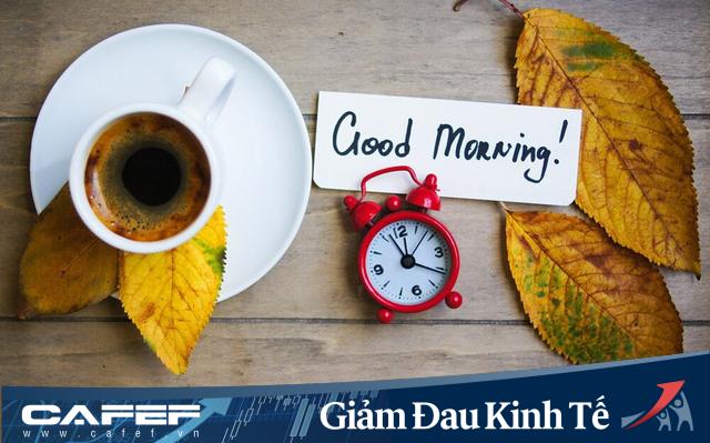 Cách khởi động để buổi sáng không mệt mỏi giữa những ngày cách ly toàn xã hội