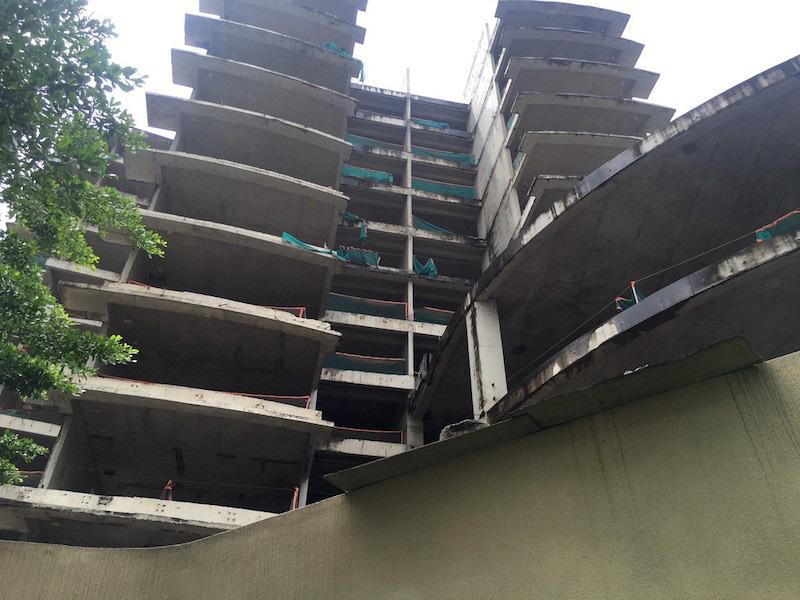Cận cảnh khối bê tông đồ sộ ở dự án Kenton Node bị BIDV siết nợ - Ảnh 11.