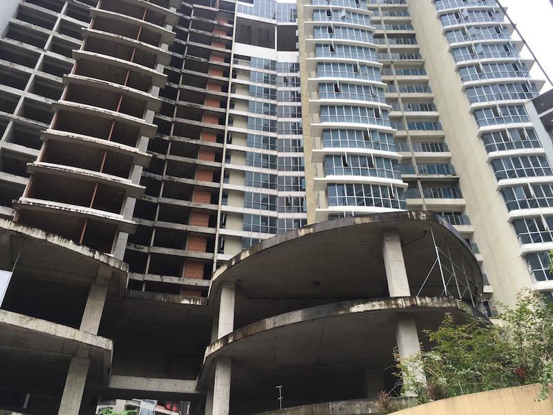 Cận cảnh khối bê tông đồ sộ ở dự án Kenton Node bị BIDV siết nợ - Ảnh 13.