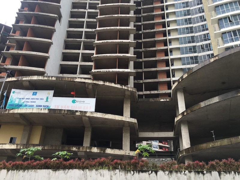 Cận cảnh khối bê tông đồ sộ ở dự án Kenton Node bị BIDV siết nợ - Ảnh 14.