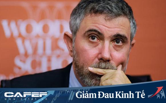 """Paul Krugman: Sai lầm của Mỹ là phủ nhận mức độ nghiêm trọng của virus corona, gói kích thích 2.000 tỷ USD có thể trở thành """"quả bom tài chính hẹn giờ"""""""