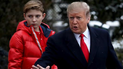 Tổng thống Mỹ lần đầu chia sẻ cuộc sống của quý tử Barron Trump tại Nhà Trắng trong thời điểm Covid-19: Không còn vui vẻ như trước kia - Ảnh 1.